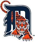 "Detroit Tigers MLB logo Vinyl Decal - You Choose Size 2""-34"" on Ebay"