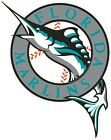 "Miami Florida Marlins MLB Vinyl Decal - You Choose Size 2""-34"" on Ebay"