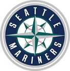 "Seattle Mariners MLB Vinyl Decal - You Choose Size 2""-28"" on Ebay"