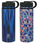 NEW Gaiam Stainless Steel Water Bottle - 18 OZ image