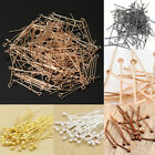 200pcs Wholesale 16-70mm Eye Pins Head Pins Ball Pins DIY Jewelry Findings New
