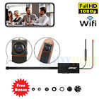 Mini HD 1080P Wifi Spy Hidden IP Camera Wireless DIY Module DV DVR NVR Nanny Cam