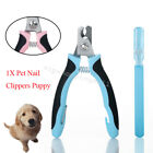 Stainless Steel Pet Dog Nail Clipper Puppy Dog Claw Toe Pet Grooming Accessories
