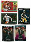 2019 Prizm Draft Picks Football PICK # CARD base parallel silver orange college on eBay