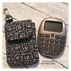 WW® Weight Watchers® FreeStyle™ Calculator Pouch Holder ~ Custom-48 Fabrics