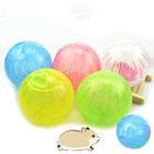 Kyпить 10/12cm Lovely Hamster Running Exercise Plastic Ball Pet Rodent Mice Jogging Toy на еВаy.соm