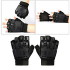 1PC Tactical Special Half Finger Gloves for Men Hiking Outdoor Motorcycle Riding