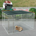 Внешний вид - Outdoor Dog Cage Cover Pet House Sun Shade Kennel Covers - UV - Free Shipping
