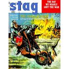 Comic Book Cover Stag War Combat Divers Explosion Blast Usa 12X16 Framed Print