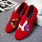 Mens Casual Slip On Comfort Loafers Shoes Driving Moccasins New Walking Shoes