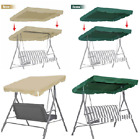 """Swing Top Cover Canopy Replacement Porch Patio Outdoor 66""""x45"""" 77""""x43"""" New"""
