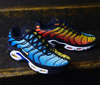 Nike Air Max Plus Og TN Gourmand Requin Bleu X Sunset Tigre UK 7-11 Taille 41-46