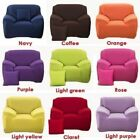 1-4 Seaters Recliner Sofa Covers Stretch Retro Sofa Cover Soft Couch Slipcovers