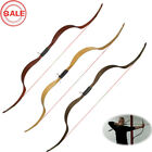 """48"""" Traditional Recurve 18lbs Longbow For Shooting Archery Hunting high quality"""