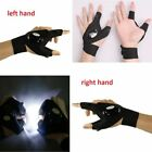 Waterproof Night Fishing Finger Glove with LED Light Rescue Tools Outdoor Gear