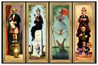 HAUNTED MANSION STRETCHING ROOM #3 - COLLECTOR'S POSTER 4 SIZES TO CHOOSE FROM