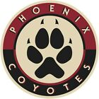 "Phoenix Arizona Coyotes NHL Vinyl Decal - You Choose Size 2""-28"" $4.99 USD on eBay"