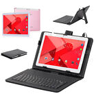 XGODY 10.1'' inch Android 7.0 Tablet PC Quad Core 1+16GB Phablet With Keyboard
