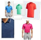 2018 Adidas Ultimate 365 Textured Polo Golf Shirt Multiple Color/Sizes