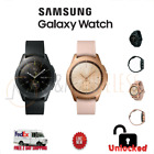 Open Box Samsung Galaxy Watch SM-R815U 42MM Bluetooth/WIFI  4G LTE, Unlocked