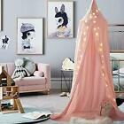 Bed Canopy for Girls Breathable Mosquito Net Tent Dome Indoor Game House for Kid image