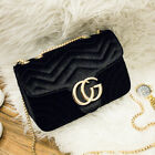 Brand Women Fashion Velvet Shoulder Bag Ladies Quality Crossbody Evening Handbag image