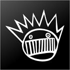 London Themed Home Decor Ween Boognish Vinyl Decal Car Window Laptop Sticker