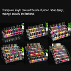 Acrylic Beauty Makeup Nail Polish Storage Organizer Rack Display Holder Soft for sale  Shipping to Canada