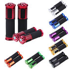 """7/8"""" Motorcycle Handle Bar Hand Grips Fit for Harley Honda Sportster Chopper New $7.89 USD on eBay"""