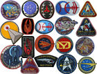 Star Trek Badge Embroidered Patch Sew/Iron - on on eBay