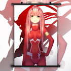 Darling in the FranXX Anime HD Print Wall Poster Scroll Home Decor