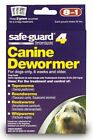 8 in 1 Safe-Guard Canine Dewormer for Dogs, 3-Day Treatment