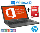 NEW HP G6 Laptop SSD or 1TB 4 or 8GB Ram Windows 10 With Microsoft Office 2019