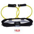 Women Fitness Butt Band Workout Resistance Belt Tone Firm Gym Training Exercise