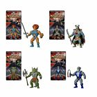 Bundle of 4 Thundercats Savage World Actions Figures: Lion-O, Mumm-Ra,...