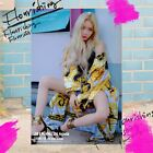CHUNGHA [FLOURISHING] 4th Mini Album CD+POSTER+PhotoBook+2p Card CHUNG HA SEALED