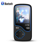 Kyпить AGPTEK MP3 Player Bluetooth 16GB Portable FM Radio Voice Recorder Support 128GB на еВаy.соm