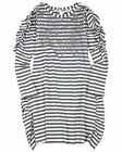Deux par Deux Girls' Striped Jersey Dress A Cat in a Hat, Sizes 4-12