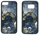 LOS ANGELES RAMS PHONE CASE COVER FITS iPHONE 7 8+ XS MAX SAMSUNG S10 S9 S8 $13.5 USD on eBay