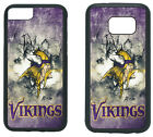 MINNESOTA VIKINGS PHONE CASE COVER FITS iPHONE 7 8+ XS MAX SAMSUNG S10 S9 S8 S7 $13.5 USD on eBay