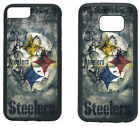 PITTSBURGH STEELERS PHONE CASE COVER FITS iPHONE 7 8+ XS MAX SAMSUNG S10 S9 S8 $13.5 USD on eBay