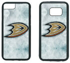 ANAHEIM DUCKS PHONE CASE COVER FITS iPHONE 6 7 8+ XS MAX SAMSUNG S10 S9 S8 S7 S6 $13.5 USD on eBay