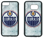 EDMONTON OILERS PHONE CASE COVER FITS iPHONE 7 8+ XS MAX SAMSUNG S10 S9 S8 S7 S6 $13.5 USD on eBay