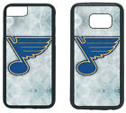 ST. LOUIS BLUES PHONE CASE COVER FITS iPHONE 6 7 8+ XS MAX SAMSUNG S10 S9 S8 S7 $13.5 USD on eBay