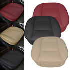 3D Universal PU Leather Deluxe Car Seat Cover Front Seat Chair Cushion Protector $20.29 USD on eBay
