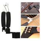 Kyпить Guitar Peg String Winder Bridge Pin Puller Cutter 3 In 1 Accessories Kit на еВаy.соm