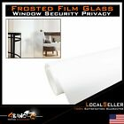 Waterproof Frosted Privacy Window Glass Cover Film Sticker Tint High Quality