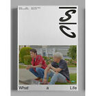 EXO-SC WHAT A LIFE Mini Album CD+POSTER+P.Book+2Card+F.Poster+N.Tag+Sticker+GIFT