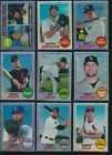 2017 Topps Heritage Chrome Purple Refractor - Pick from List - Free Shipping
