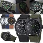 Military Men's Date Sport Stainless Steel Army Watch Analog Quartz Wrist Watch image